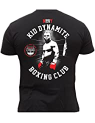 Dirty Ray Boxe Kid Dynamite Boxing Club t-shirt homme K22C