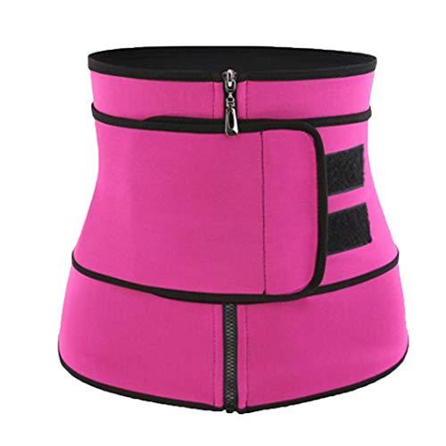 FENTINAYA Frauen Taille Trainer Bauch Gürtel-Body Shaper Gürtel für Sanduhr Shaper Bauch Fett Schwei? Wrap - Shaper Schlanker