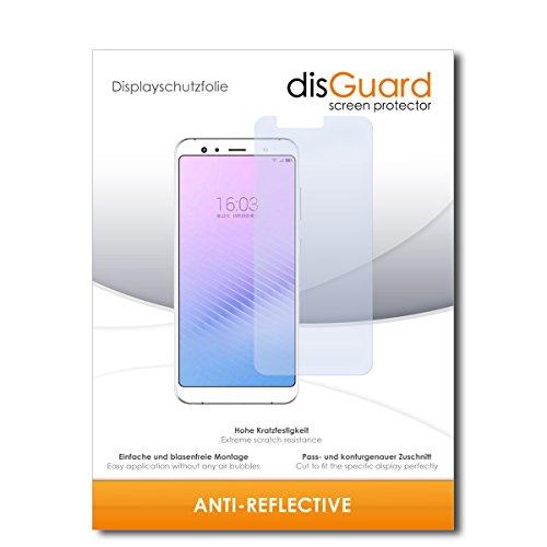 disGuard® Bildschirmschutzfolie [Anti-Reflex] kompatibel mit Hisense Infinity H11 Pro [2 Stück] Entspiegelnd, Matt, Antireflektierend, Extrem Kratzfest, Anti-Fingerabdruck - Panzerglas Folie, Schutzfolie