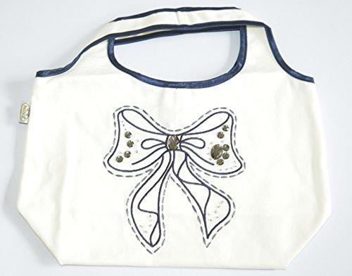 naraya-natural-cotton-tote-shopping-bag-cute-and-trendy-bow-design-handy-small-tote-shopping-bag