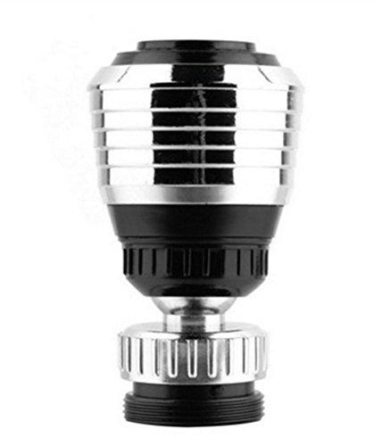 Interesting® 360 Ruota Tap Bubbler Filtro aeratore rete idrica risparmio