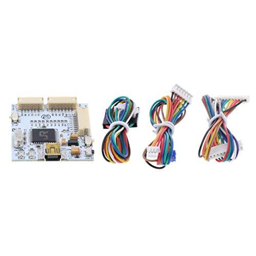 Baoblaze Xecuter JR J-R Programador V2 NAND SPI con Juego de 3 Cables para  Xbox 360 Fat/Slim