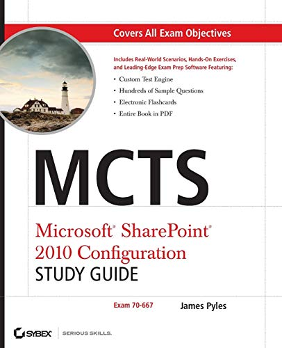 Point 2010 Configuration Study Guide: Exam 70-667 ()