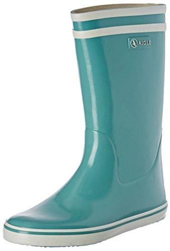 AigleMalouine - Stivali da Pioggia Donna Verde (Malouine)