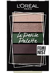 L'Oréal Paris - Palette Fard à Paupières - La Petite Palette Feminist - 5 teintes