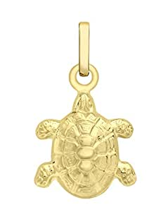 Carissima gold 9ct yellow gold turtle charm pendant amazon carissima gold 9ct yellow gold turtle charm pendant aloadofball Image collections