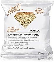 Bella Donna Vanilla Heißwachsperlen, 1 kg