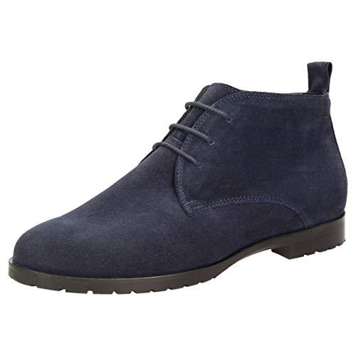 Sioux Damen Erdine Chukka Boots, Blau (Night 008), 40 EU