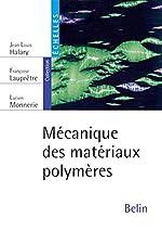 Mécanique des matériaux polymères de Jean Louis Halary