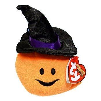 Ty Halloweenie Beanie Witchy - Pumpkin by Ty