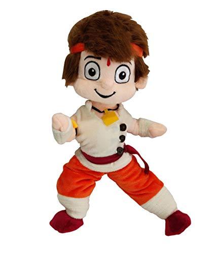 Chhota Bheem Kung Fu Bheem Action Plush - 35cm