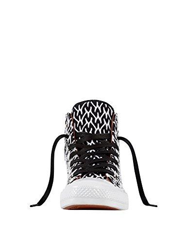 Converse , Baskets mode pour femme noir noir Black