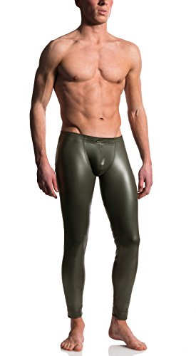 MANStore M510 Leggings / Longpants - oliv - Gr.L Oliv