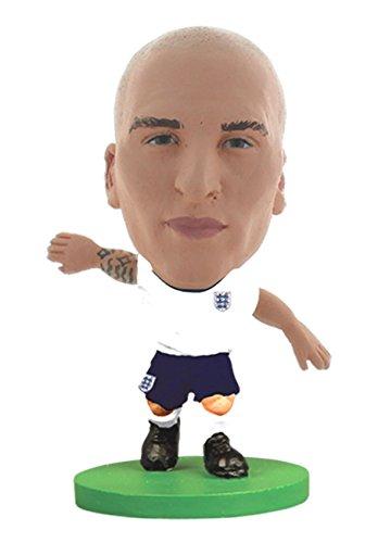 SoccerStarz SOC1038 The Officially Licensed England National Team Figure of Jonjo Shelvey in Home Kit