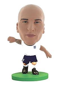 Soccerstarz SOC1038 - Figura del Equipo Nacional de Inglaterra con Licencia Oficial de Jonjo Shelvey en el Kit de Inicio