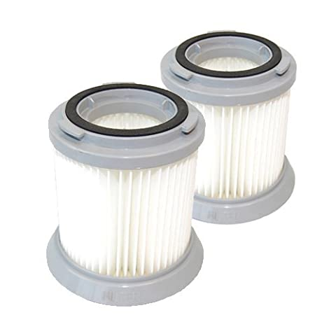 HQRP 2-Pack Washable HEPA Cyclone Filter / Cartridge for EF133 ELECTROLUX ZSH710, ZSH720, ZSH722, ZSH730, ZSH732, ZSH72, ZT35 T8 series Vacuum Cleaners