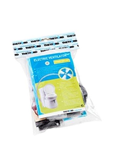 Ventilador eléctrico kit 93417 para wc c260 thetford