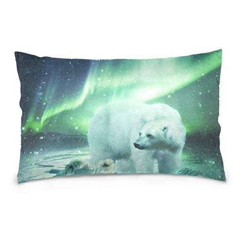 Hold Kissenbezüge Dog and Cat Party for Everyday 20x30 Green Pillow Cases