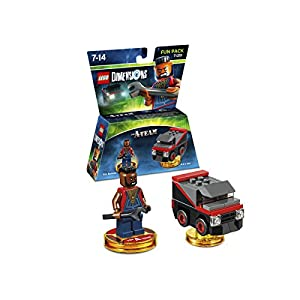 LEGO Dimensions – Fun Pack- A-Team