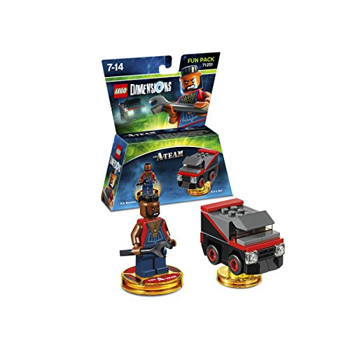 LEGO Dimensions - Fun Pack- A-Team