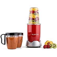 Klarstein NutriRocket frullatore smoothie maker con bicchieri e due lame