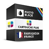 Cartuccia Plus–Cartuccia compatibile per Canon PGI-29PBK–4869B001foto nero–Made in France