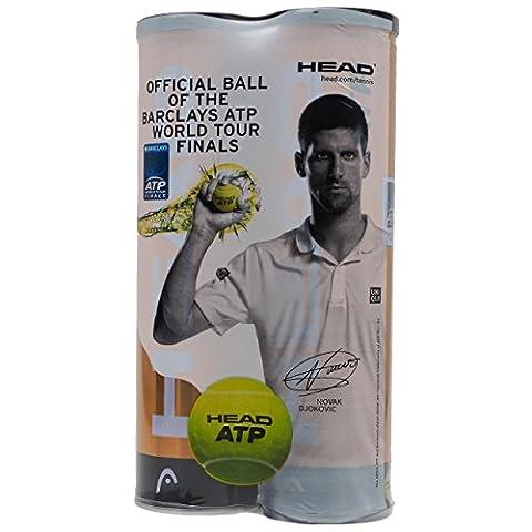 Bipack de 4 balles Head ATP PE2016