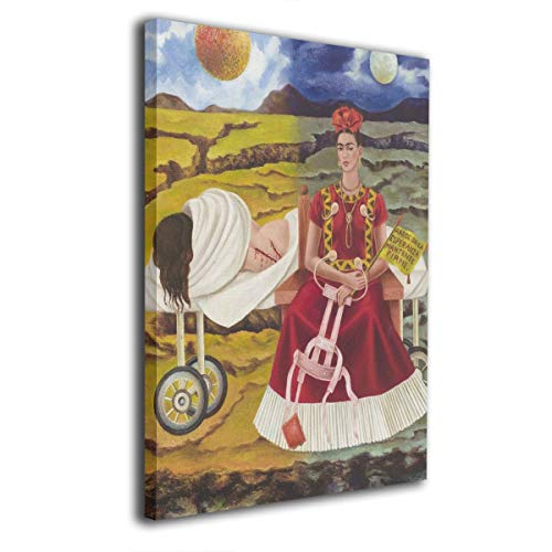 Pintura C Frida Kahlo Mexicana Folk Arte Pared Pinturas