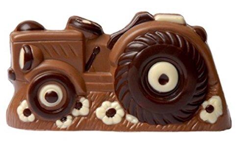 Preisvergleich Produktbild 08 011620 Schokoladen Trecker,  Auto,  LKW klein,  Porsche,  Vollmilch,  Deutz,  Traktor,  Sportwagen,  Lamborghini,  Geschenk,  Geburtstag