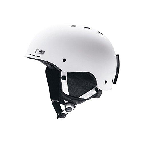 Smith Optics Erwachsene Ski- Und Snowboardhelm Holt-ad Matte White XS (52-54cm) -