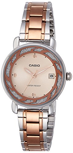 41XskNFlxqL - Casio LTP E120RG 9ADF A1044 Women watch