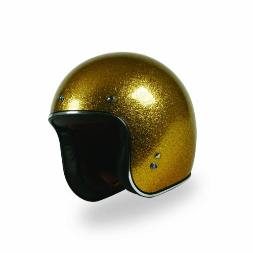 torc-t50-route-66-3-4-helmet-with-super-flake-graphic-gold-x-small-by-torc