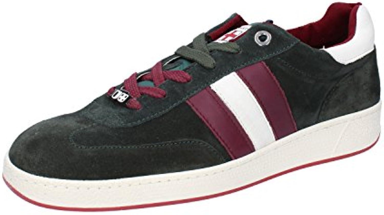 D'Acquasparta Sneakers Herren Wildleder (42 EU  Grün)