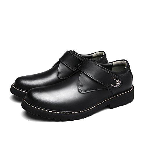Miyoopark , Chaussures de ville à lacets pour homme Noir