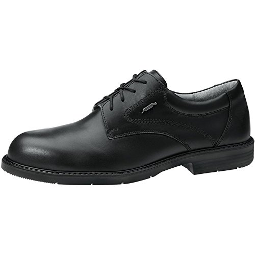 Abeba , Herren Sicherheitsschuhe schwarz schwarz 45 Schwarz
