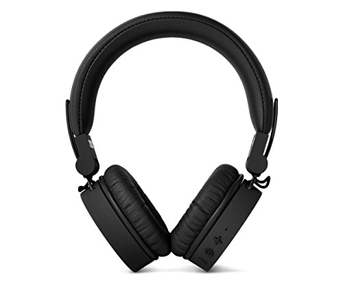 Fresh 'N Rebel 942102 Auricolari Wireless Caps Bluetooth, Nero