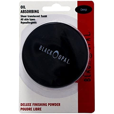 Black Opal Deluxe Finishing Powder Deep by Black Opal