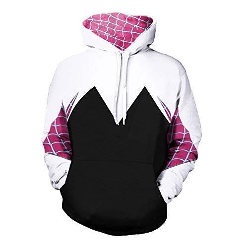 Tkiemos Assassin's Creed Pullover Slim Fit Pullover Herren Langarm Top Lässige Farbmuster Rundhals Design Anzug Pullover Unisex (Color : A02, Size : S) (Anzug S Creed Assassin)