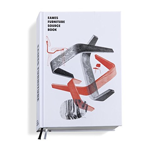 Eames Furniture Sourcebook Buch-Cover