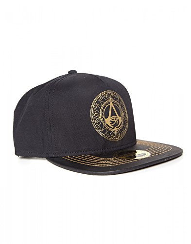 Assassin's Creed – Cap / Kappe mit Gold Logo