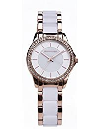 Giordano Analog White Dial Women Watch