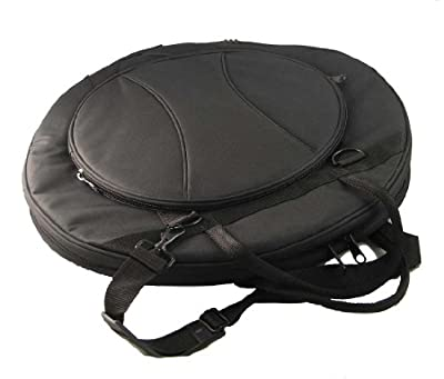 Tone Deaf Music 22 inch Cymbal Bag with 4 Compartments
