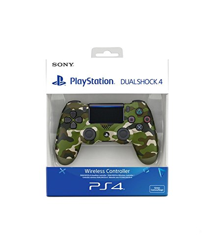 Compare  Sony PlayStation DualShock 4 Controller - Green Cammo prices
