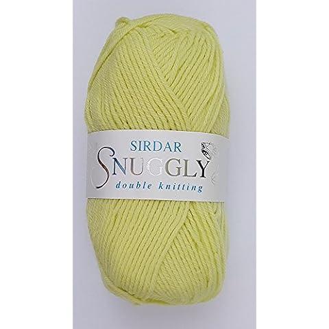Sirdar Snuggly dk doppio lavoro a maglia, 50g Daisy Chain (461)