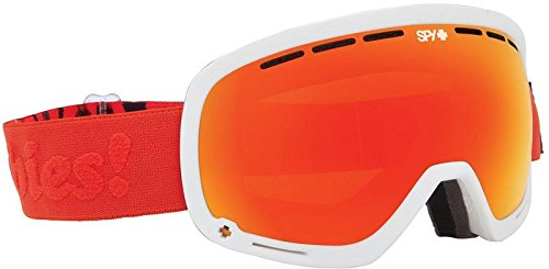 Spy Snow Goggle Marshall Keep A Breast, Bronze W/Red Spectra, One size, 313013989966