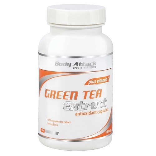 Body Attack Green Tea Extract
