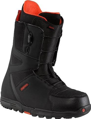 Burton - Boots De Snowboard Moto - Homme - Noir, Noir, 42,0