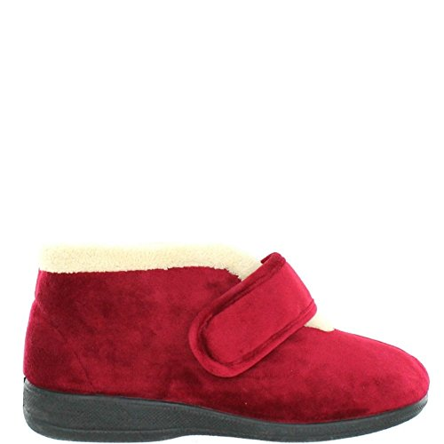 Sleepers, Pantofole donna Wine