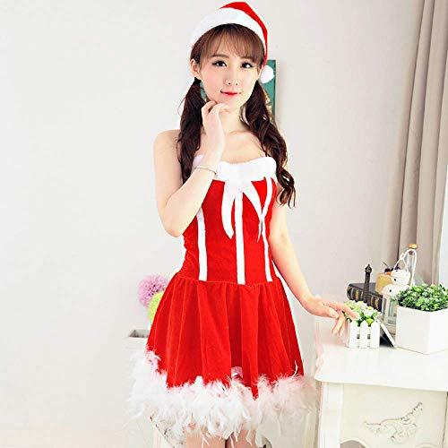 PIN Weihnachten Kostüme Frauen, Halloween Uniform Versuchung