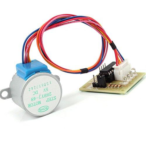neuftech-5-v-dc-moteur-pas-pas-arduino-28byj-48-28byj48-5-cbles-4-phases-avec-carte-de-contrle-uln20